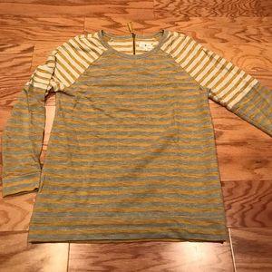 Lou and grey light weight sweatshirt
